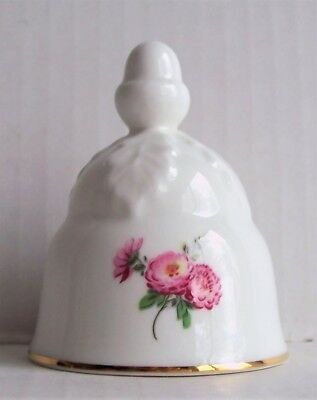 Small Decorative Bone China Bell By Royal Staffordshire