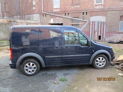Ford Transit Connect, DPF, EZ 03/2011
