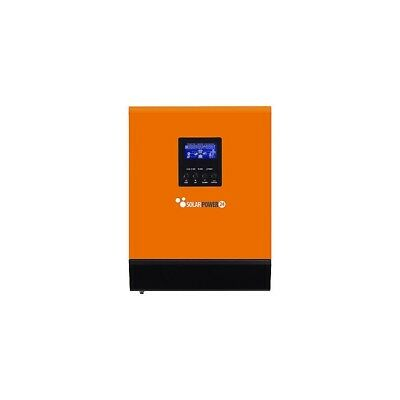SOLARPOWER24 SOLAR INVERTER WITH BATTERY CHARGER Axpert MKS 5K