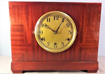 Antique LFS - Lorenz Furtwängler & söhne - Westminster Chiming Mantel Clock