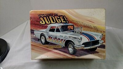AMT 1957 Thunderbird Here Comes the Judge Parts Kit