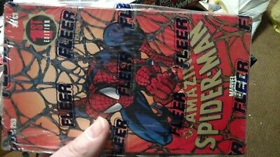 1994 Fleer Amazing Spiderman 1st Edition Factory Sealed Box