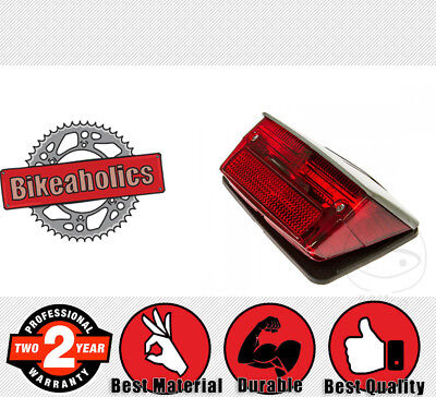 Complete Rear/Tail Light for Vespa Scooters