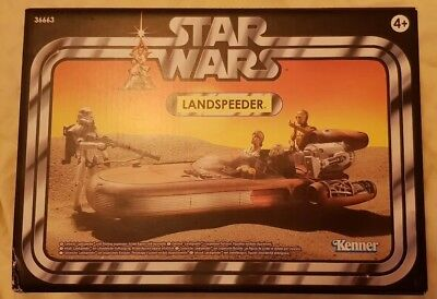 Star Wars Landspeeder Kenner Vintage Collection 2011 in OVP