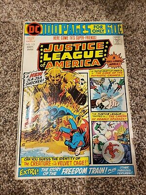 Justice League of America #113  DC 100 page  (1974)