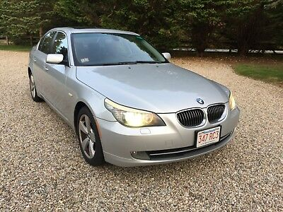 2008 BMW 5-Series Base Sedan 4-Door 2008 BMW 528xi AWD Sedan
