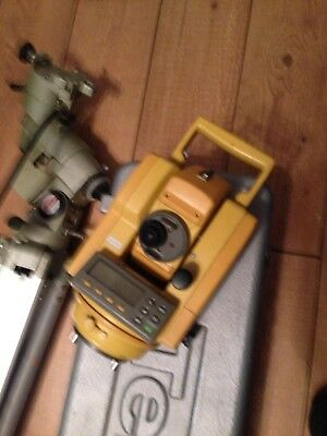 Topcon GTS-2110 Electronic With