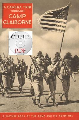 CD File Camp Claiborne - A Camera Trip Through Camp Claiborne WW2 PDF