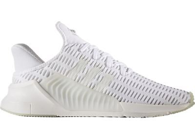 reputable site 18d19 228e5 NIB adidas Climacool 0217 Triple White MENS SNEAKERS BZ0248 SIZE 9.5, 10