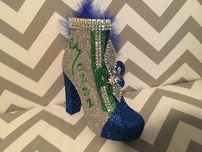 Krewe Of Muses Shoe Mardi Gras Collectible 2019
