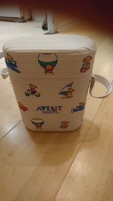 Philips Avent Thermabag│Keeps baby Food Hot and Cold│Bottle Warmer & carrier│New