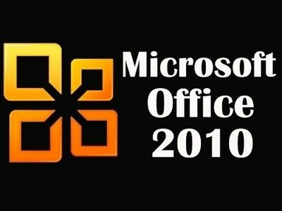 Microsoft Office 2010 Professional  👌 LifeTime Licence 💌 FAST DELIVERY