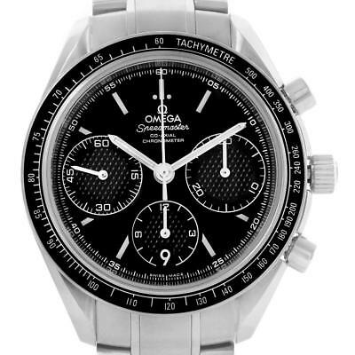 Omega Speedmaster Racing Black Dial Mens Watch 326.30.40.50.01.001