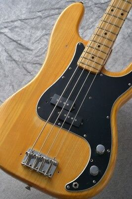 Fender 1976 Precision Bass Used