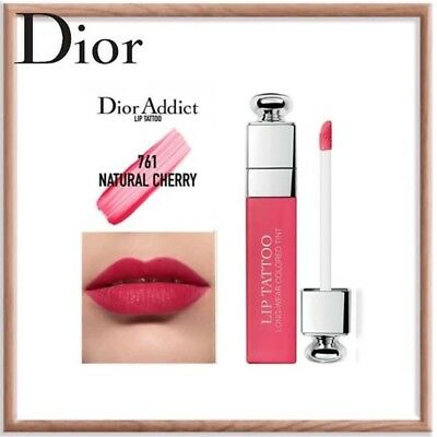 Dior Lip Tattoo 761 Natural Cherry Brand New Full Size Unboxed