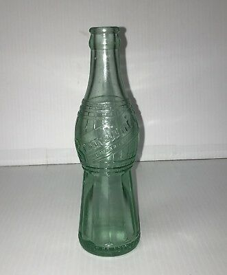 Vintage Soda Pop Beverage Bottle - Brandimist 6 oz  embossed