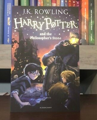 Harry Potter and the Philosopher's Stone, SC, JK Rowling