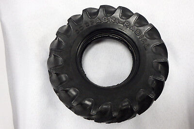 Vintage CO-OP Agri-Radial rubber tractor tire for ashtray