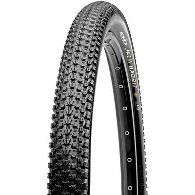 Cst Jack Rabbit C1747 Mountain Tire Wire Bead 26 X 2.1 Black Wall Bike