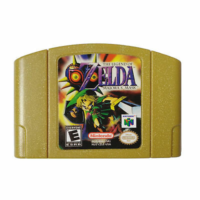 The Legend of Zelda Majora's Mask Game Cartridge For Nintendo 64 N64
