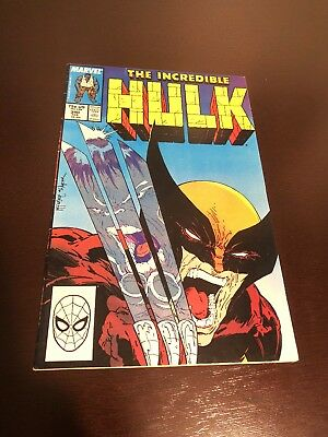 The Incredible Hulk #340 (Feb 1988, Marvel) Stan Lee
