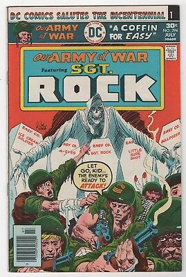 Our Army At War #294 In Very Fine/Near Mint Condition (July, 1976, DC)