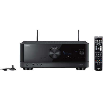 Yamaha TSR-7850 7.2-Channel Doby Atmos DTS X 4K HDR Pass Network AV Receiver