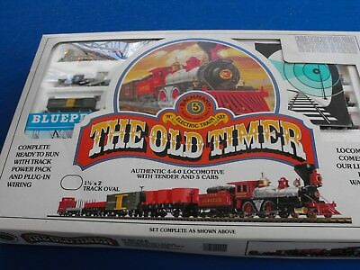 Vintage Bachmann N Scale Electric Train Set The Old Timer No. 4404