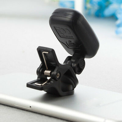 Clip-on Electronic Digital Guitar Tuner for  Violin Picker LCD Display