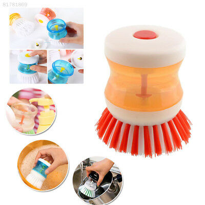 22E7 Pinsel  Kitchen  Dish Brush Gadgets Hausarbeit Abwasch Mix Color