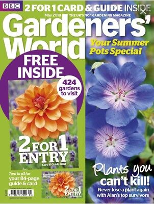 Bbc Gardeners' World Issue May 2018