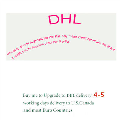 DHL Fast Expedited Shipping Service