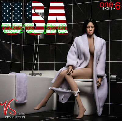 """1//6 Scale Chain Lingerie Set For 12/"""" PHICEN Hot Toys VERYCOOL Female Figure❶USA❶"""