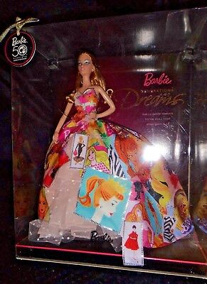 "The most sought after collector Barbie doll 'Generation of Dreams"" from 2009"
