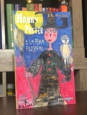 Occitan Translation Harry Potter and the Philosopher's Stone, JK Rowling