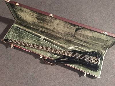 YAMAHA BX-1 BLK Japan Vintage Electric Bass Guitar used Excellent condition rare