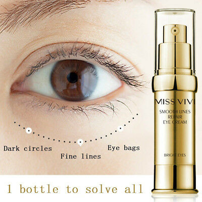 Eye Serum Essence Remove Dark Circles Skin Care Anti Wrinkle Eye Cream