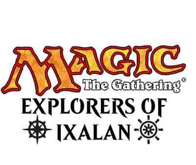 MTG Magic the Gathering Explorers of Ixalan Singles/Playset. C/U/R/M's. Unplayed