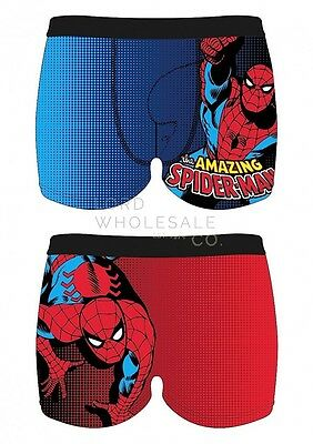 Marvel Comics Men's Boxer Shorts - Small - XLarge