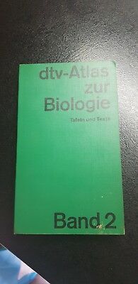 dtv Atlas Biologie Band 2