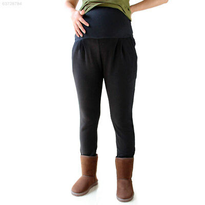 41EF Cotton & Flannel Pants Trousers Pregnant Women Maternity Accessory