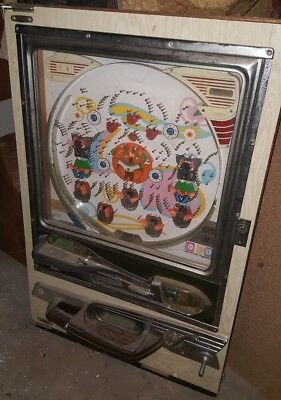 Vintage Sanyo Pachinko Arcade Machine Gaming Japan
