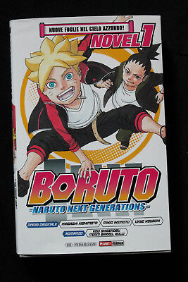 BORUTO 1 Naruto Next Generations 2018 Planet Manga Panini Comics