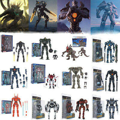 "7 / 7.9"" NECA Pacific Rim Gipsy Danger Deluxe Action Figure Collector Series NEW"