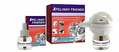 FELIWAY FRIENDS - difusor + recambio 48ml - feromonas para gatos