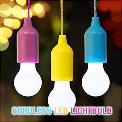 2019 Portable Cordless LED Lightbulb - Free Shipping And Fast Newst SQ