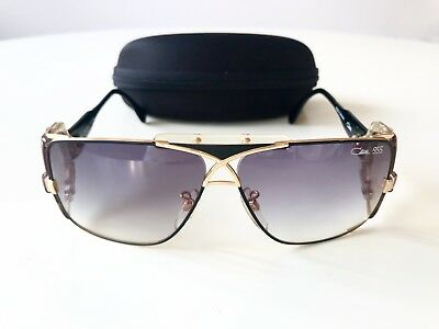78e8fabb7ddd vintage CAZAL 955 black Germany rare sunglasses case 80s 90s HipHop 951 963  968