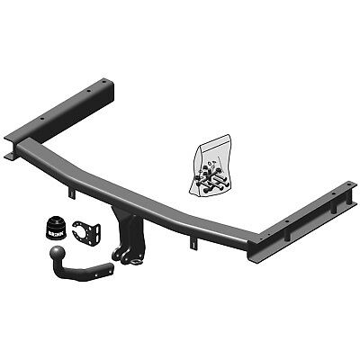 Brink Towbar for Seat Exeo ST Estate 2009 Onwards - Swan Neck Tow Bar