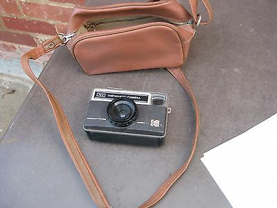Vintage Kodak Camera – Instamatic Camera 76x and carry case