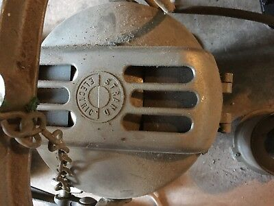 Vintage Theatre Light - Original Strand Spotlight